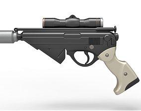 3D Blaster pistol Night Sniper X-8 from Star