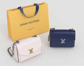 3D LOUIS VUITTON BAGS VOL001