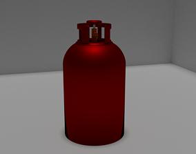 Pressure Bottle 3D