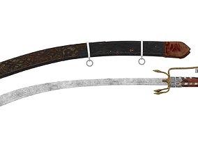 3D Nimcha Sword
