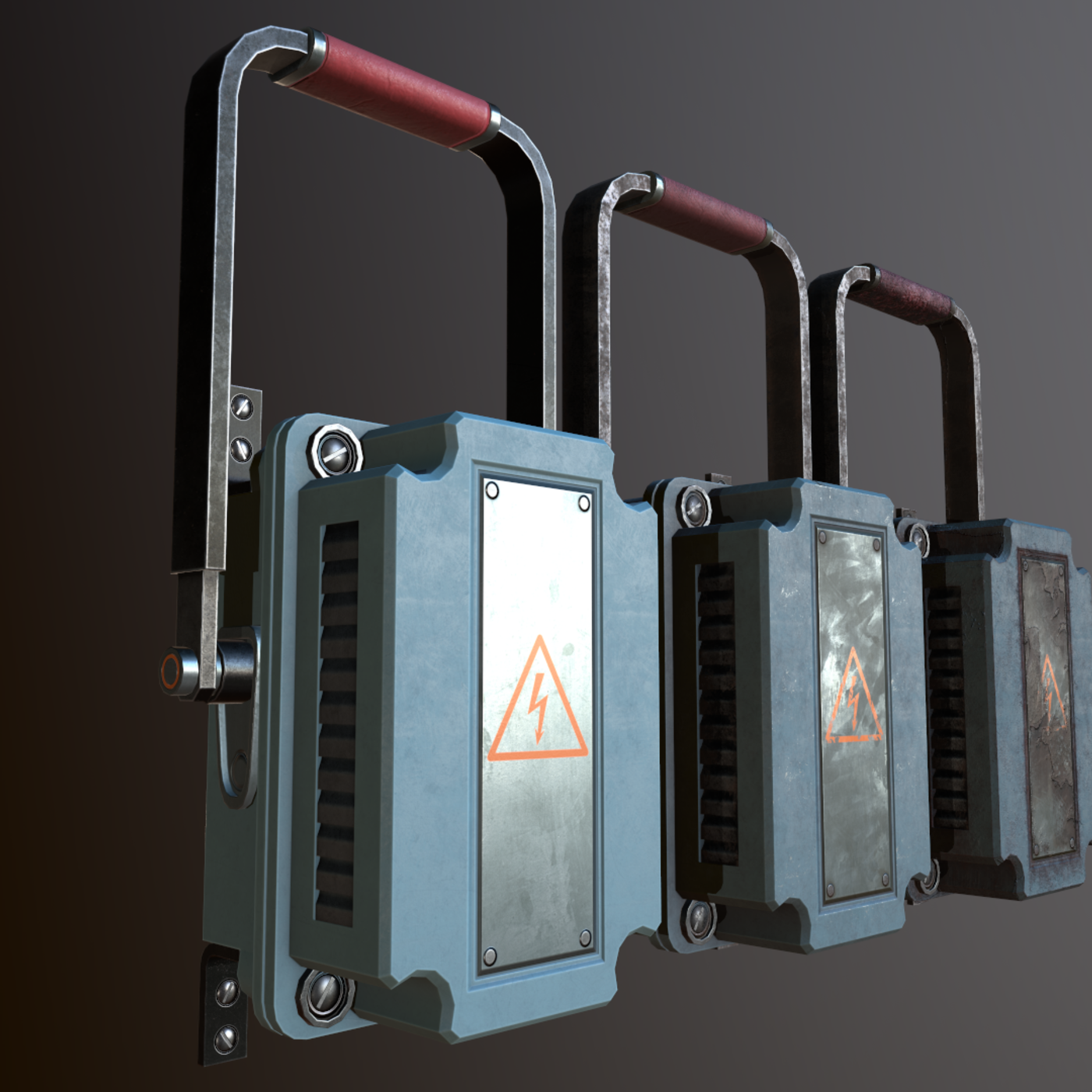 Industrial switches P2