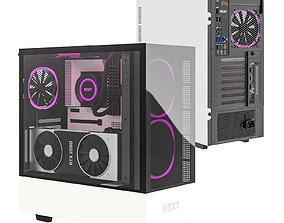 3D NZXT desktop pc