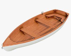 Boat 01 b 3D model