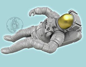 3D printable model NASA ASTRONAUT