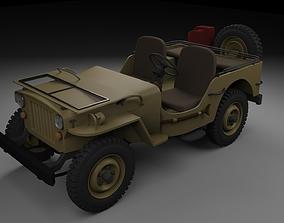 Willys 3D model