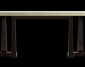 3D model Holly hunt CURIE CONSOLE