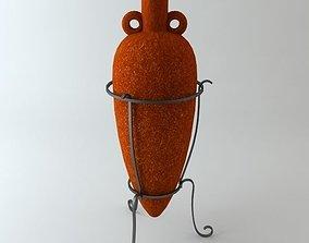 3D model Ceramic Pot