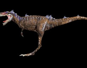 3D printable model Dinosaur Photorealism