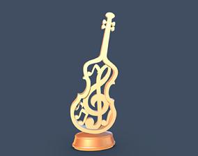3D print model Prize Violin