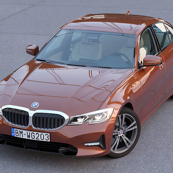 BMW 3-series G20 2020