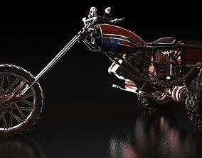 Apocalypse Trike 3D model
