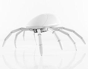 Robot Tick 3D model