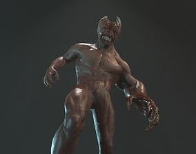3D model Asym Monster