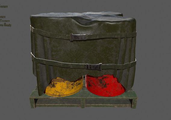 military material