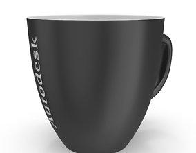 3D model Mug Autodesk Low Poly