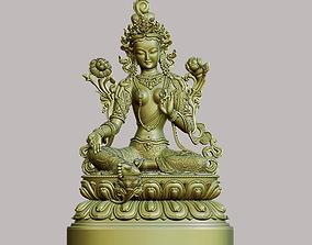 Tiebtan Buddha 003 3D print model
