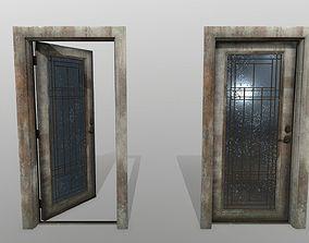 3D asset door 2