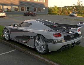 3D model Koenigsegg agera one 1