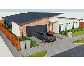 Australian House 5 3D model