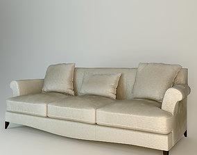 Sofa Baker 6118S 3D