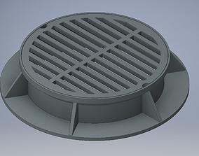 3D Catch Basin Head Ring