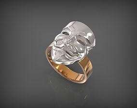 Ring Mask STL 3D printable model