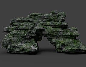 3D asset Rock 8-8