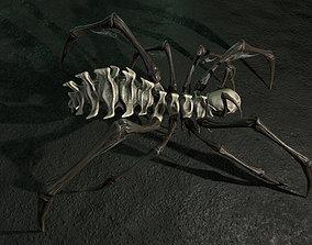 3D asset Undeath Spider 2