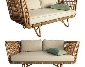 3D model nest Nest Sofa