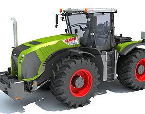 3D model CLAAS Xerion Tractor
