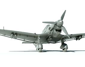 Airplane Junkers Ju 87 for Print