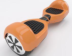 3D model Gyroscooter