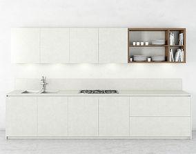 3D model kitchen 33 am137