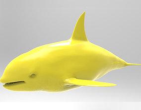 Killer Whale 3D printable model