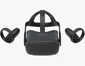 3D Oculus Quest Set
