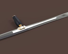 Sword of Karl Ruprecht Kroenen from the 3D print model 2