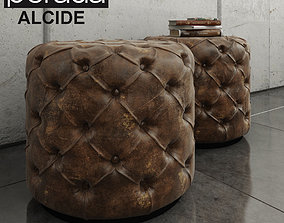 3D Porada Alcide pouf