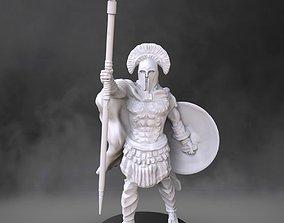 3D print model Leonidas King of Sparta