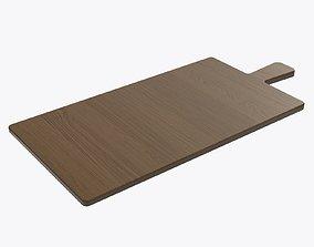 3D model PBR Wooden cutting board