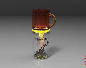 A Christmas Story Mug Leg Lamp 3D printable model