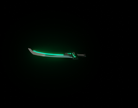 Neo Katana 3D model