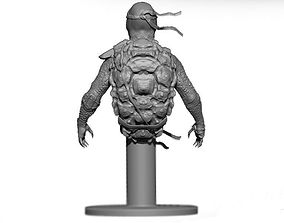 3D print model turtle ninja