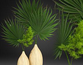 3D model Bouquet 04 vase