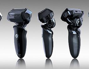 3D Panasonic Shaver