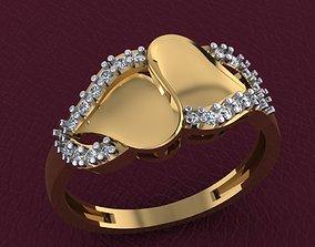 rings 3D print model RING 279