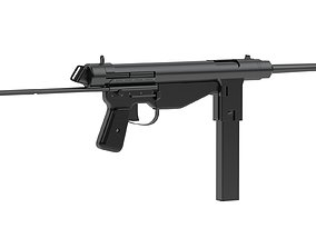 Feather Industries AT-9 Carbine 3D model