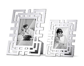 Square picture frames 3D