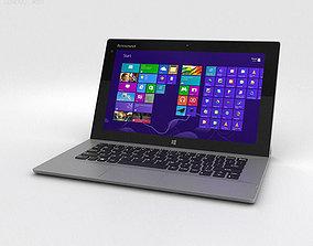 Lenovo Miix 2 11 inch Tablet 3D model