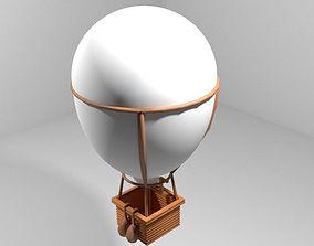 Hot Air Balloon - Classic 3D