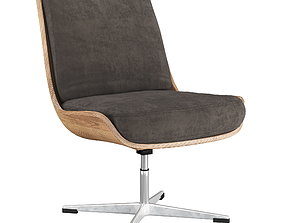 3D Four Hands - Burbank Swivel Chair